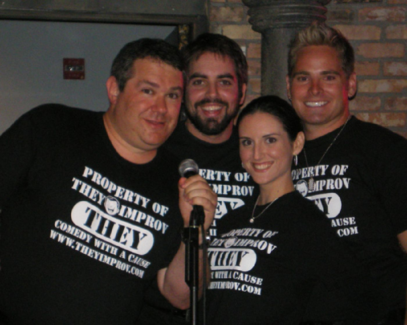 comedy corporate team building events workshops
